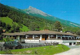 74 - THONES - Bar Hotel Restaurant Motel LE FOURNIL Route De LA CLUSAZ - CPSM CPM Grand Format - Haute Savoie - Thônes
