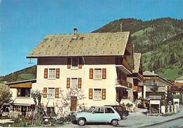"""74 - VACHERESSE - Hotel Restaurant """" AU PETIT CHEZ SOI """"  CPSM Grand Format - Haute Savoie - Vacheresse"""