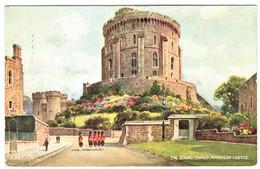 Windsor Castle Art Colour Valentine's - Windsor