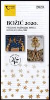 Croatia 2020 / Christmas, Angel Over Bethlehem, Nativity Scene - Church St. Nicholas / Prospectus, Leaflet, Brochure - Croazia