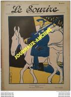 1903 LE SOURIRE - Journal Humoristique - Dessins De  ROUBILLE - POULBOT - HUARD - GEORGES ETC .... - 1900 - 1949