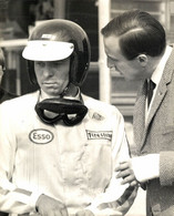 21*16CM MOTOR RACING RACE Car Course D'automobile - Auto's