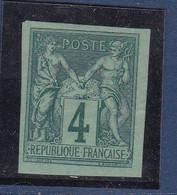 SAGE TI GRANETS YT63b TOUJOURS NSG RARE COTE 110E - 1876-1878 Sage (Tipo I)