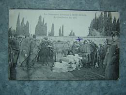 MONTAUBAN - LES PRISONNIERS ALLEMANDS - War 1914-18