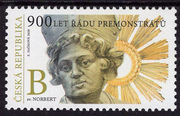 Czech Republic - 2020 - Premonstratensian Order - 900th Anniversary - Mint Stamp - Ungebraucht