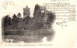 50 Environs De GRANVILLE - Abbaye De Lucerne - Granville