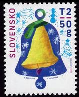 Slovakia - 2020 - Christmas - Christmas Mail - Mint Stamp - Unused Stamps