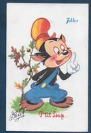 W. DISNEY -  P' Tit Loup - Pub Chocolat Tobler - Unclassified