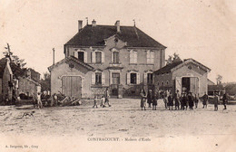 CONFRACOURT  Maison D'éccole - Sonstige Gemeinden