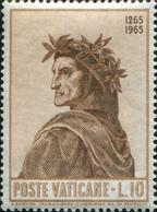 VATICAN -  Dante ,  Portrait D'après Raphaël - Christianity