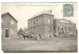 LE NOUVION (02) - Le Nouvion-en-Thiérache - Industrie Laitière (Beurre Et Poudre De Lait) - Ed. Imp. Catrin, Le Nouvion - Sonstige Gemeinden