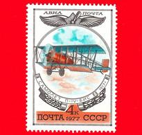 RUSSIA - Nuovo - 1977 - Aviazione - Storia Degli Aeroplani - P-4 BIS Biplane, 1917 - 4 - P. Aerea - Ongebruikt