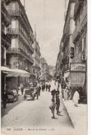 CPA  ALGER - RUE DE LA LIBERTE - Algiers