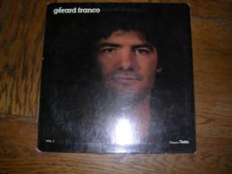"""33 Tours 30 Cm - GERARD FRANCO - TOETA 1006  """" C'EST PAS MA FAUTE A MOI """" + 9 ( Chanteur De MEZE Hérault ) - Otros - Canción Francesa"""