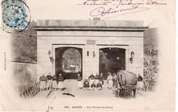CPA  ALGER - LES PORTES DU SAHEL - Algiers
