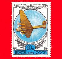 RUSSIA - Nuovo - 1978 - Aviazione - Storia Degli Aeroplani - Tupolev TB-3 (ANT-6) 1930 - 10 - P. Aerea - Ongebruikt