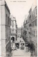 CPA  ALGER - RUE BAB EL OUED - Algiers