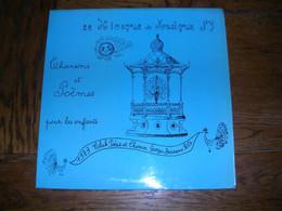 """33 Tours 30 Cm - LE KIOSQUE A MUSIQUE 1 - PS 5070  """" LA PETITE ABEILLE """" ( CLUB POESIE ET CHANSON DE G. BRASSENS SETE ) - Otros - Canción Francesa"""