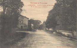 G2511 - LASBORDES - D11 - Grande Route De Castres Et Le Restaurant RICAUT - Andere Gemeenten