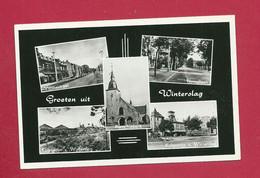C.P. Winterslag =  Vennestraat - Noordlaan - Kolenmijn V. Winterslag   Parochiekerk - Genk