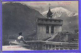 Carte Postale 65. Pierrefitte Clocher De Soulom   Très Beau Plan - Other Municipalities