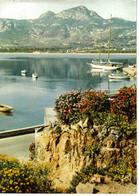 Haute Corse CALVI N°E.K.B.1233 Un Coin Du Port Beau Yacht Voilier Edit Yvon VOIR DOS - Calvi