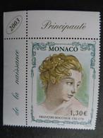 MONACO 2003  Y&T N° 2403 ** - TRICENTENAIRE DE LA NAISSANCE DU PEINTRE FRANCOIS BOUCHER - Unused Stamps