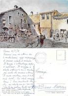 Roma Sparita. Posterula Delle Mura Onorarie A Via Giulia (E. Roesler Franz). Viaggiata 1971 - Non Classés