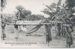- ETHIOPIE  : Mission Du Shiré Des Pères Montfortains  , Soeur Pharmacienne En Tournée . - Ethiopië