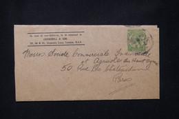 ROYAUME UNI - Entier Postal Commercial De Londres Pour Paris - L 79587 - Postwaardestukken