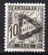 Col18  France Taxe N° 15  Oblitéré  Cote 2,50€ - 1859-1955 Neufs