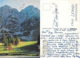 Oltre Il Colle. Conca E Cime Dell'Alben. Alta Valle Seriana. Viaggiata 1985 - Non Classés