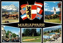 Mariapfarr - 5 Bilder (5058) * 11. 10. 1976 - Samson - Mariapfarr