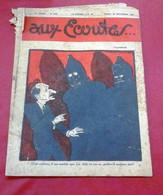 Aux Écoutes N° 1010 Septembre 1937 Les Cagoulards La Farce De La Cagoule , Rencontre Hitler Mussolini - 1900 - 1949