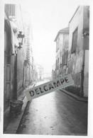 PARIS - PHOTO COLLECTION JEAN HENRY - Vieille Rue D'autrefois - Quartier à Situer - Photo Originale - Lieux