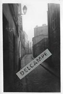 PARIS - PHOTO COLLECTION JEAN HENRY - Vieille Ruelle  D'autrefois - Quartier à Situer - Photo Originale - Lieux