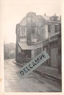 PARIS - PHOTO COLLECTION JEAN HENRY - Vieille Rue  D'autrefois BLANCHISSERIE Quartier à Situer - Photo Originale - Lieux