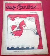Aux Écoutes N° 669 Mars 1931 Affaire Faillite Banque Oustric,  Actualité Politique - 1900 - 1949