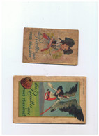 NANCY_2 Livrets Des Recettes Alsa - Werbung