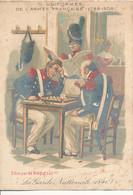 Chromo RICQLES - Uniformes Armée Française : La Garde Nationale 1840 - Andere