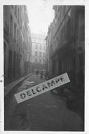 PARIS 5e - PHOTO COLLECTION JEAN HENRY -Vieille Rue D'autrefois Rue Maître Albert, Hôtel Etienne Dolet - Photo Originale - Lieux