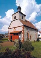 1 AK Germany / Thüringen * Die Kirche St. Marcus In Langenfeld Ein Ortsteil Der Stadt Bad Salzungen * - Bad Salzungen