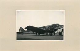 AVIONS - Bloch 220  (photo Années 30, Format 8,5cm X 5,4cm) - Luchtvaart