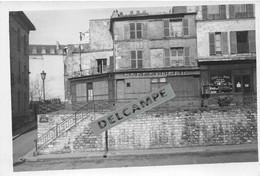 PARIS 5e - PHOTO COLLECTION JEAN HENRY - Vieux Paris Place Lucien Herr, CORDONNERIE - Photo Originale - Lieux