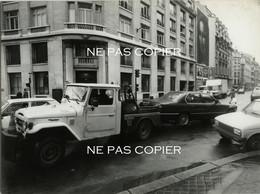 PARIS Vers 1985 Fourrière Automobiles Joconde Préfourrière Halles - Lieux