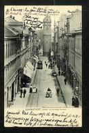ALLEMAGNE - DARMSTADT - ERNST LUDWIGSSTRASSE - 1904 - RARE - Darmstadt