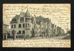 ALLEMAGNE - DARMSTADT - Landskronstrasse - 1904 - Darmstadt