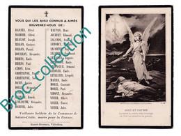 Sainte-Cécile, 50, Manche, Mémento De 35 Soldats Morts Pour La France, WW1 - 1914-18