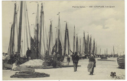 109 - ETAPLES - Les Quais - Etaples