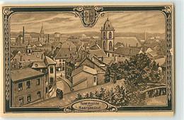 13983 - SARREGUEMINES - CARTE ALLEMANDE - TOTAL ANSICHT - Sarreguemines